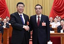 李克强任国务院总理