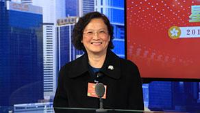 林淑儀:提案助港人更好融入大灣區發展