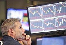 紐約股市三大股指收盤下跌