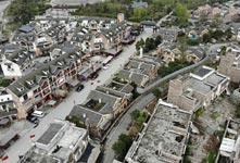 汶川地震10周年:映秀镇浴火重生