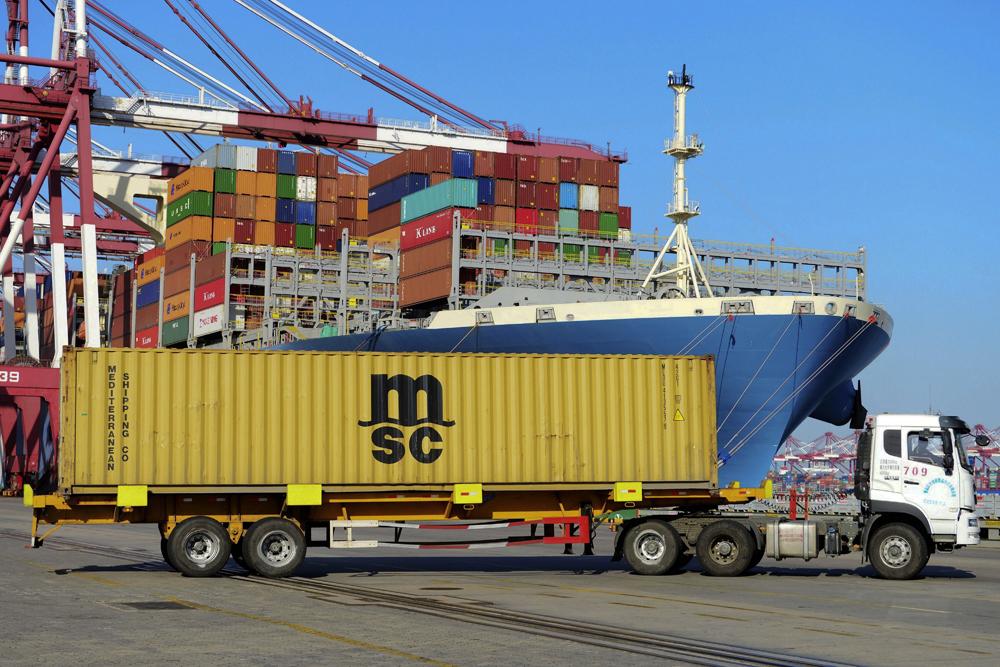 中美贸易战沙盘推演