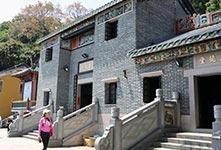 探访香港千年古刹——青山禅院