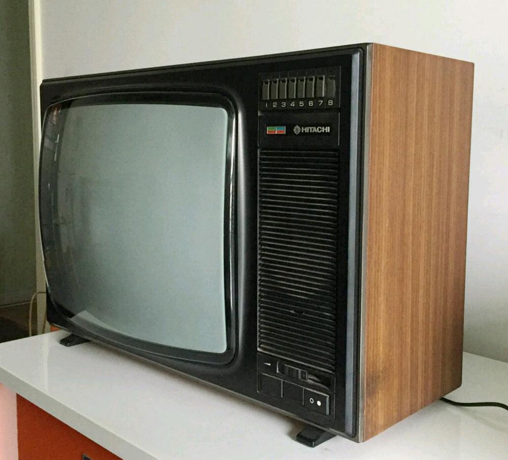 八分錢一部電視機/過來人
