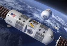 首家太空酒店2022年將開業