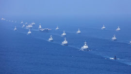 北京观察:南海大阅兵宣示建设强大海军雄心
