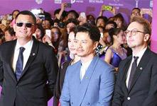 第八屆北京電影節開幕紅毯儀式