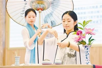 下個周末,到鄭州國際會展中心品茶吧