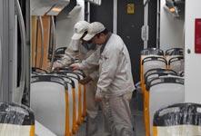 运营海拔最高的有轨电车青岛下线