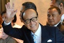 90歲李嘉誠正式退休