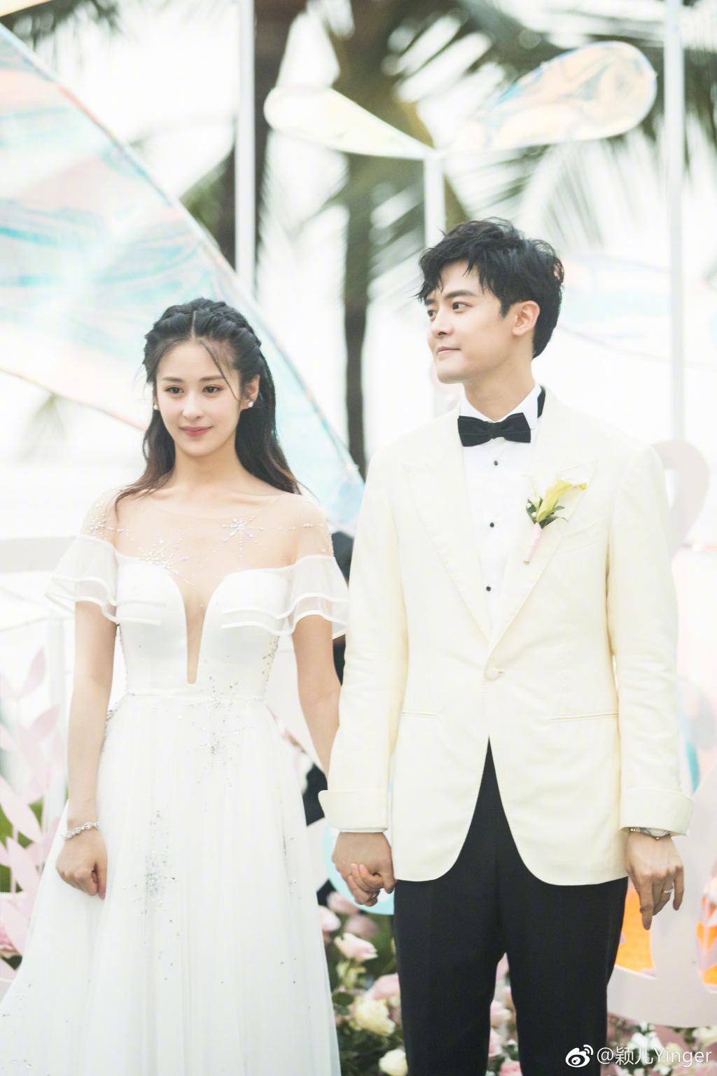 搜狐娱乐讯(姜佳敏/文)5月15日,付辛博与颖儿的婚礼在巴厘岛举行.