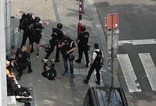 比利時發生恐襲事件造成四死兩傷