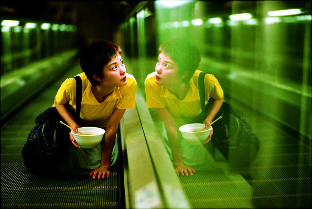 图:《重庆森林》剧照作者供图图片