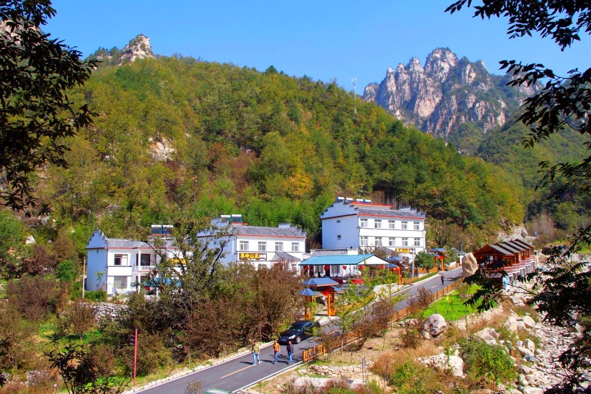 西峡:乡村旅游助力脱贫攻坚