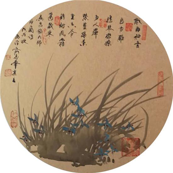 翰墨修得书卷气 丹青绘成文人风:记著名书画家俞志华