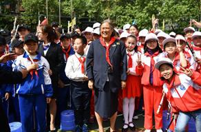 泰国公主诗琳通撰《丝路》