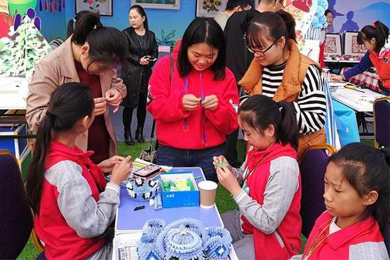 鄭州辦校外教育課博會 培育學生核心素養在路上