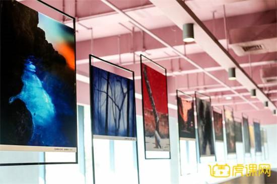 唤醒艺术,虎课网2周年首届设计艺术展圆满落幕