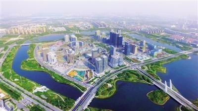 15家大数据项目通过评审 入驻郑东新区智慧岛