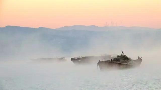 嵩县陆浑湖:意境如画,人间天堂
