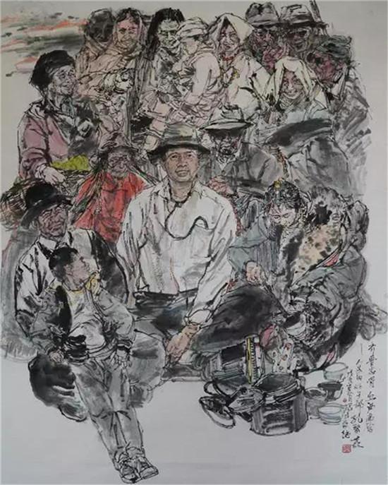 当代实力派艺术名家:杨振廷