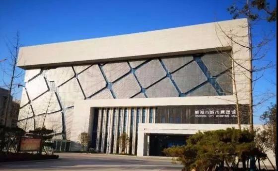 终于等到你,新郑城市展览馆正式开放!