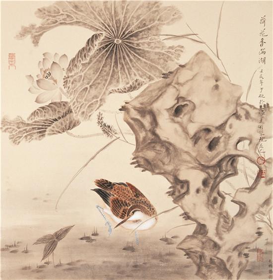 当代实力派艺术名家:王少桓