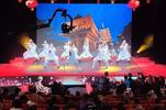 太极拳亮相全球功夫春晚感染法国观众