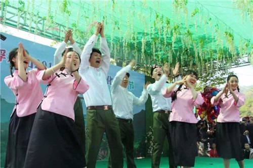 浮戏山三月三文化旅游节即将盛大开幕