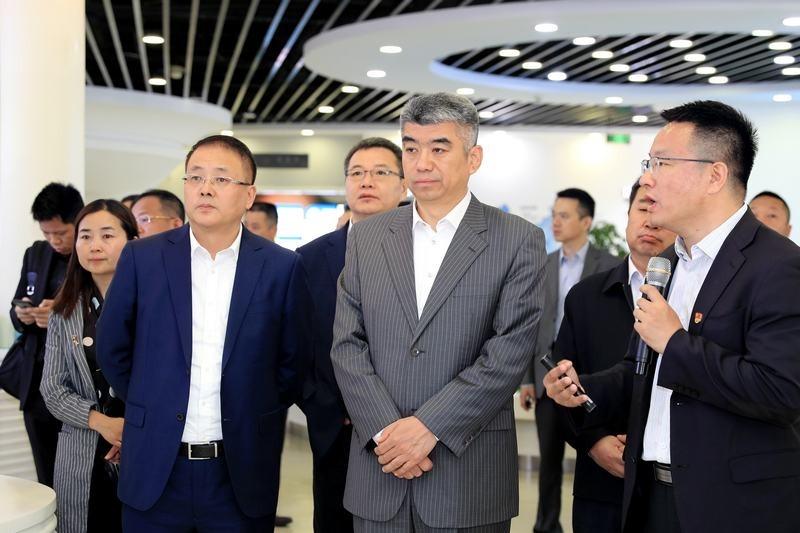 中国国际商会走进长春新区座谈交流会召开